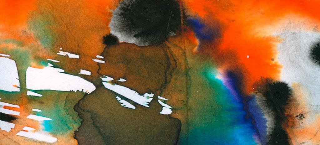OT. Abstraktes Bild
